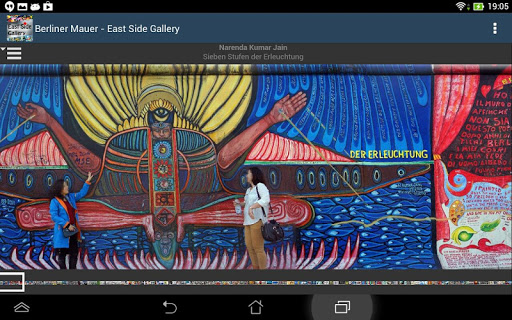 Berl. Mauer: East Side Gallery