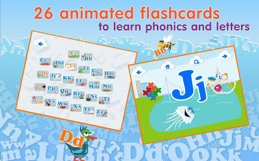 Montessori Alphabet Phonics 1.0.7 screenshots 1
