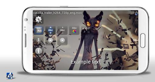 ALLPlayer Video Player 1.0.11 screenshots 3