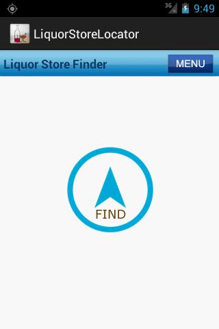 Liquor Store Finder