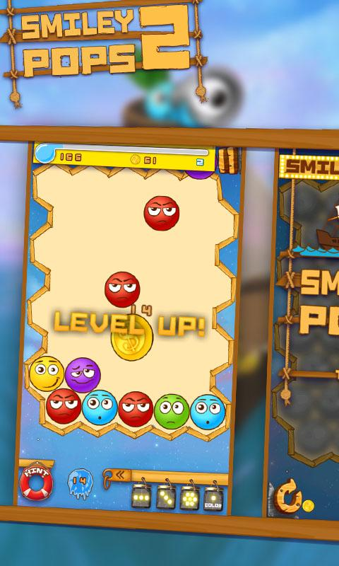 Smiley Pops 2 - screenshot