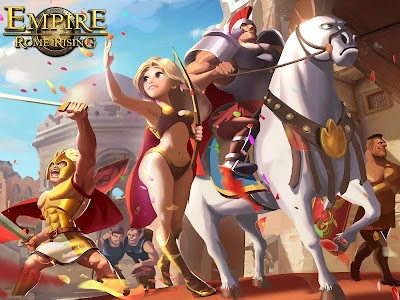 Empire:Rome Rising v1.18