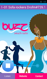 Buzz Beach Radio- screenshot thumbnail