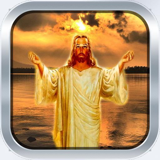Jesus Christ Live Wallpaper 程式庫與試用程式 App LOGO-APP試玩