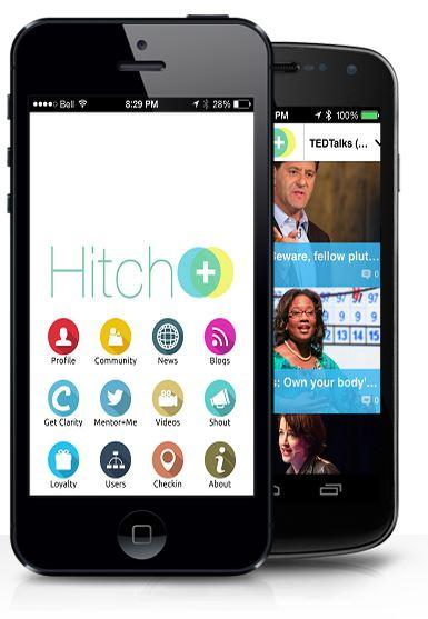 Hitch+- screenshot