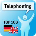 100 Telephone Success Phrases logo