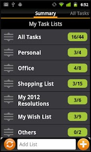 Tasks N Todos - To Do List - screenshot thumbnail