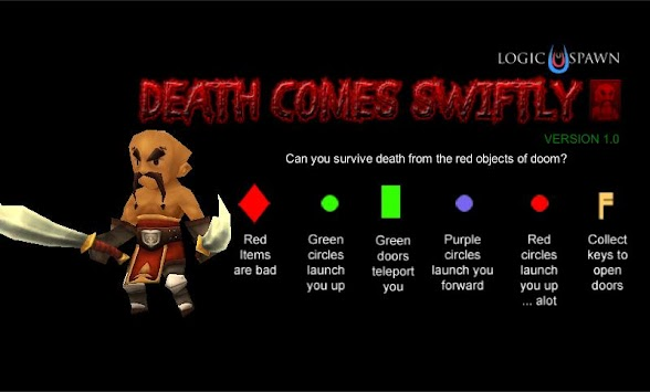 Death Comes Swiftly apk screenshot