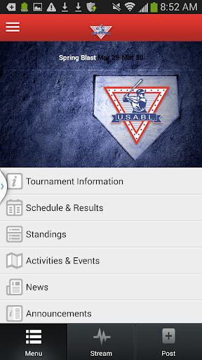 USABL Tournaments
