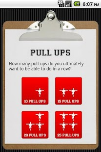 Pull Ups - screenshot thumbnail