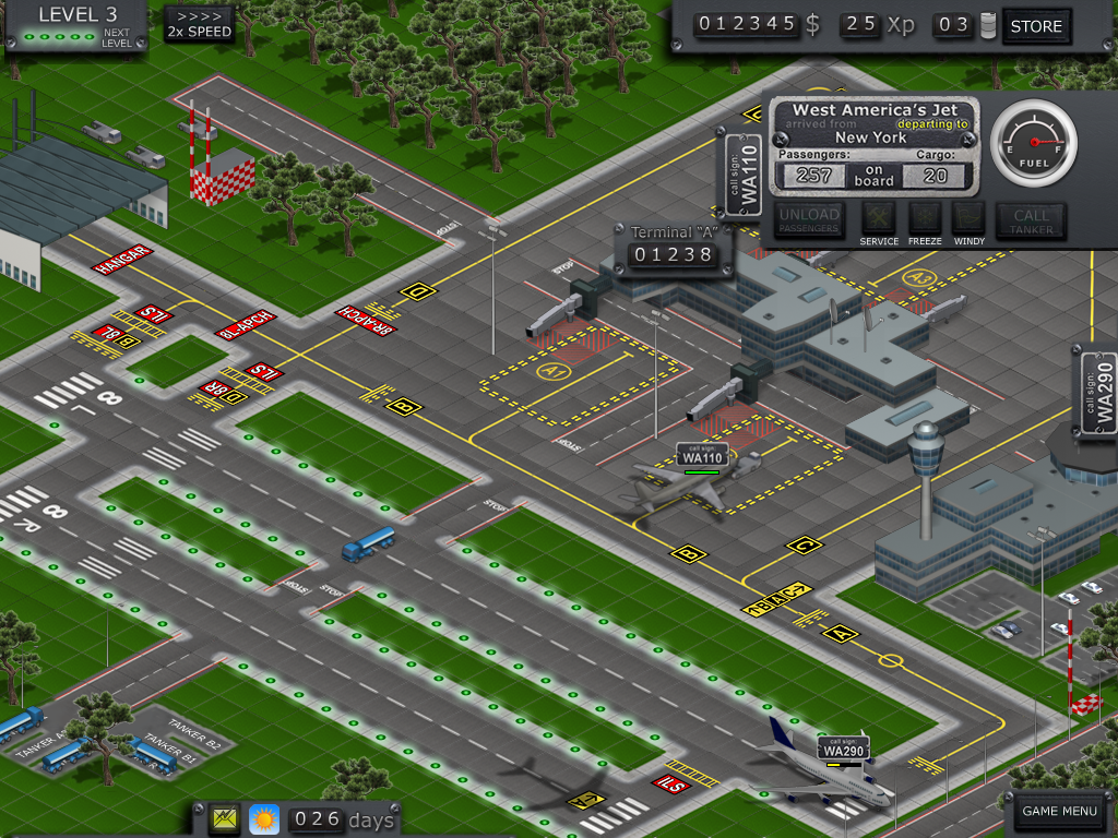 The Terminal 1 Airport Tycoon Android Apps On Google Play