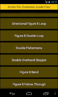 Free Knots Pro Dummies Guide