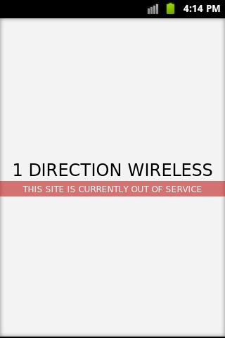 1 Direction Wirless