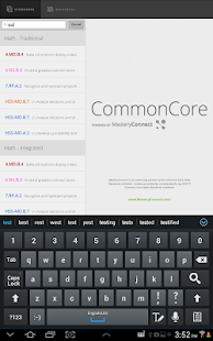 Common Core - screenshot thumbnail