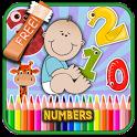 Kids Learn Number 123 Fun Free icon