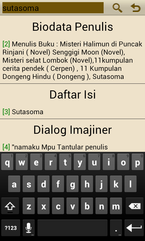 Graha Dongeng Indonesia - screenshot