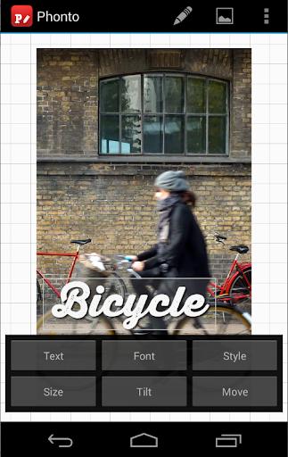 Phonto - Text on Photos 1.7.26 screenshots 2