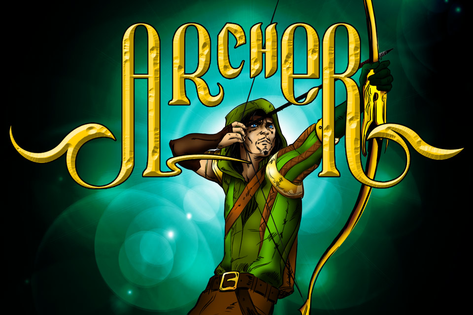Archer Free- screenshot