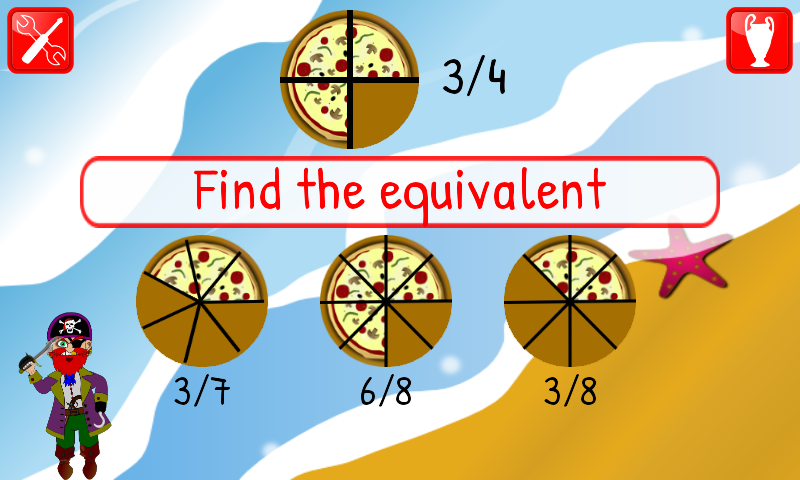 2nd Grade Math Learning Games- screenshot