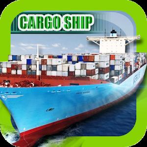 माल जहाज विस्तारित क्रेन 3D APK