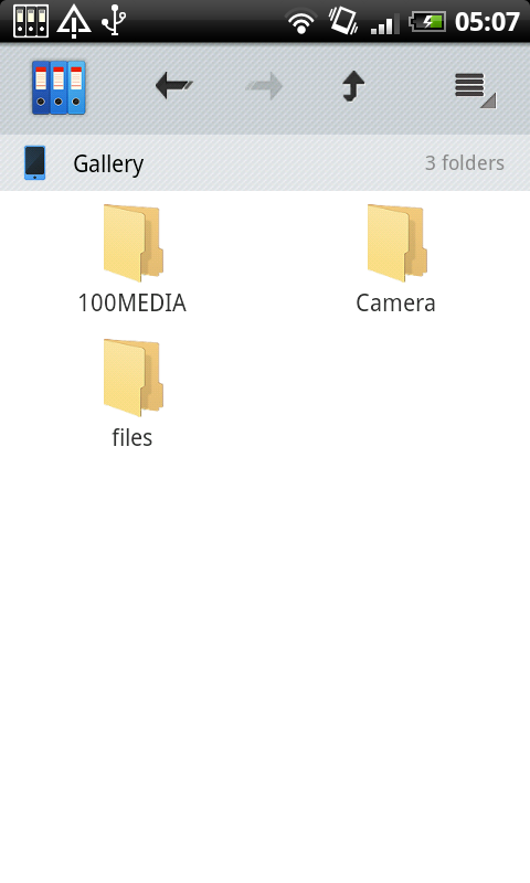 Zenfield File Manager - screenshot