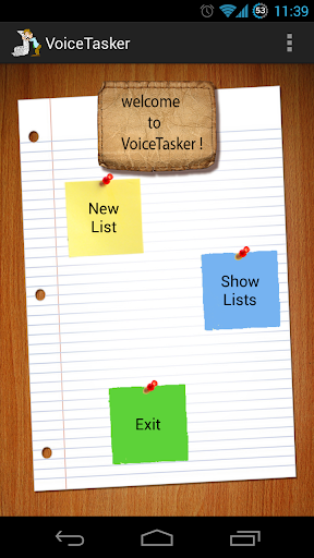 Voice Tasker