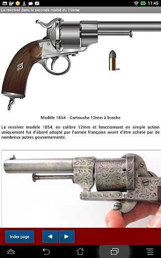 Revolvers de type