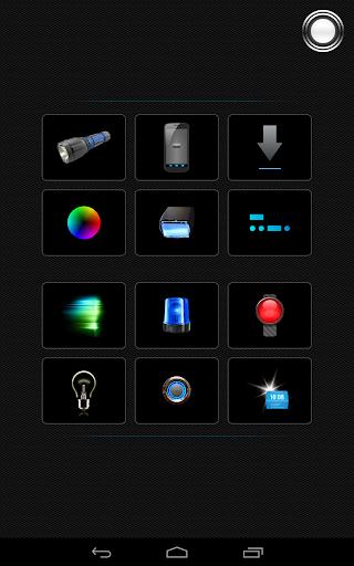 Tiny Flashlight + LED 5.3.5 screenshots 9