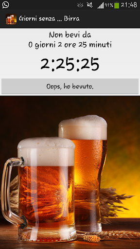 Days Without ... Beer