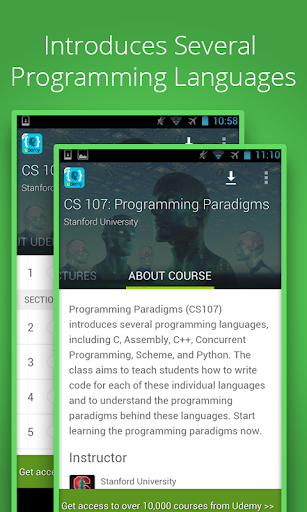 Programming Paradigms Course