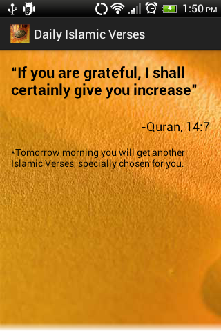 Daily Quran Islamic Quotes
