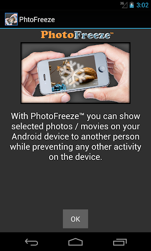 PhotoFreeze Photo Protect