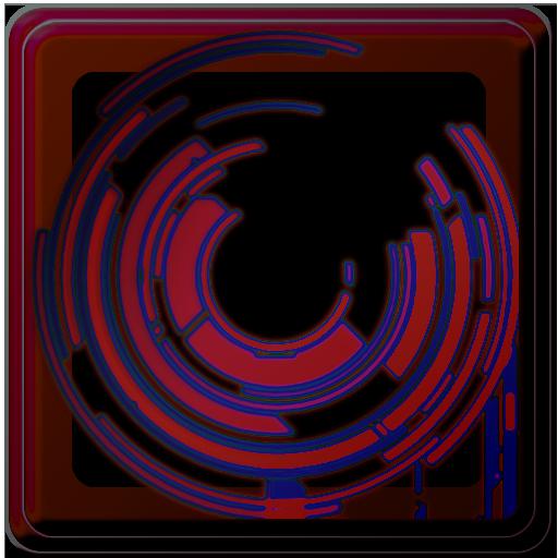 Tweecha Theme:Cyber Red