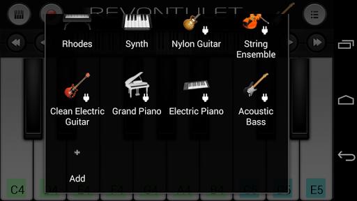 Acoustic Bass Sound Plugin