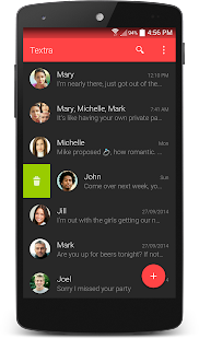Textra SMS - screenshot thumbnail