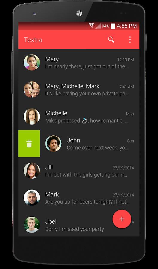Textra SMS - screenshot