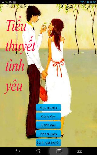 Tiểu thuyết Tình Yêu