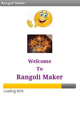 RangoliMaker-Dhanashree
