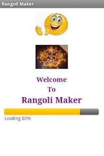 RangoliMaker-Dhanashree- screenshot thumbnail