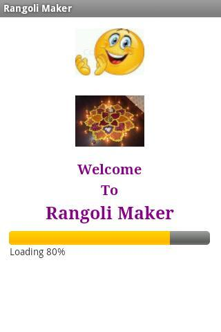 RangoliMaker-Dhanashree - screenshot