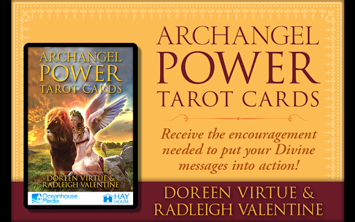 玩生活App|Archangel Power Tarot Cards免費|APP試玩