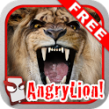 Angry Lion Free! icon
