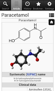 Pharmacology Encyclopedia- screenshot thumbnail