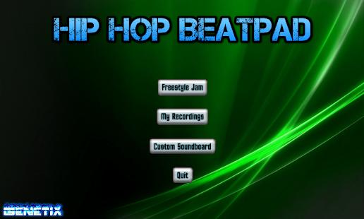 Hip Hop Beatpad
