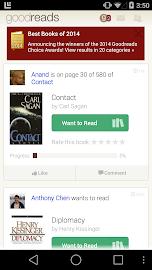 Goodreads Screenshot 1