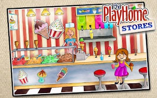 Screenshot of My PlayHome Stores