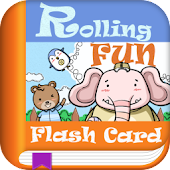Rolling Fun Flash Card