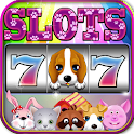 Puppy Slots - Happy Pet