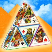 Game Pyramid Solitaire version 2015 APK