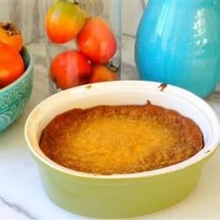 Gram's Persimmon Pudding